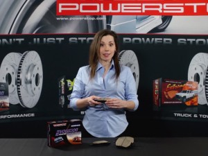 Power Stop Z16 Product Demo Video